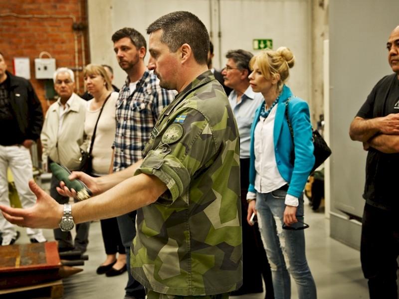 Foto: Johan Lundahl/Combat Camera/Försvarsmakten