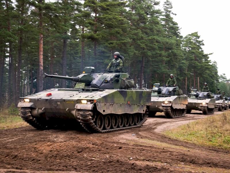 Foto: Marcus Åhlén/Försvarsmakten