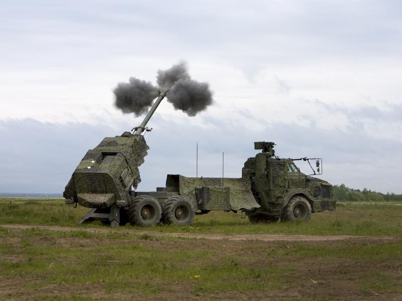 Foto: Marcus Olsson/Combat Camera/Försvarsmakten
