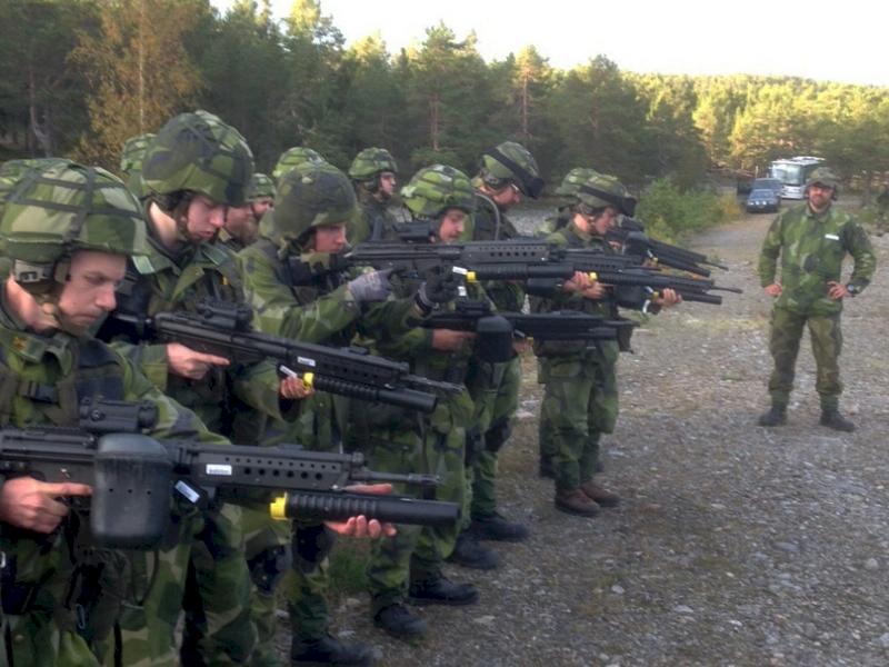 Foto: Jari Mäkelä/Försvarsmakten