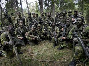 Foto: Mats Nyström/Försvarsmakten