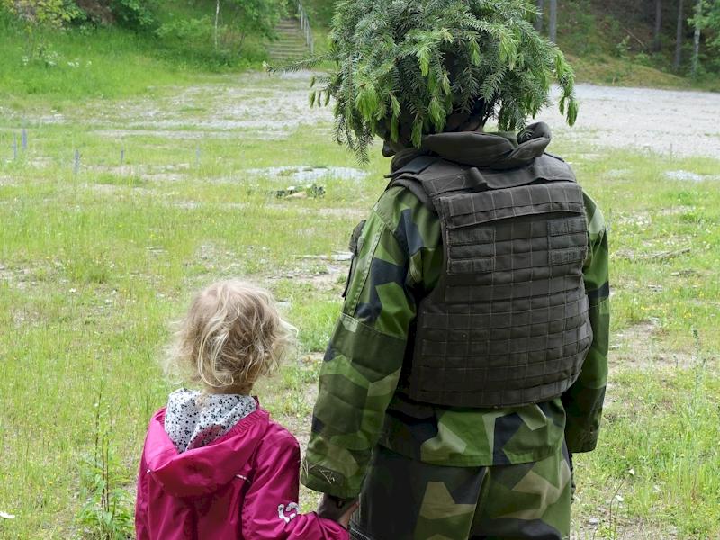Foto: En grön-sak till mamma