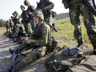 Foto: Anders Sjödén/Försvarsmakten