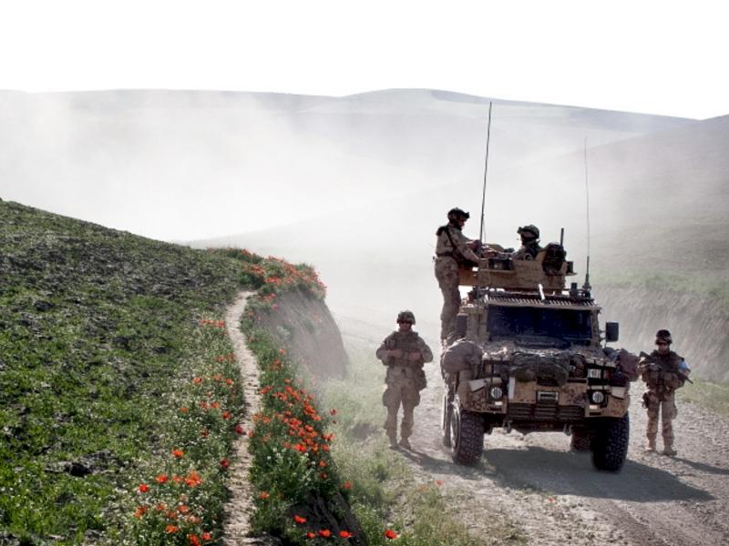 Foto: Anna Norén/Combat Camera/Försvarsmakten