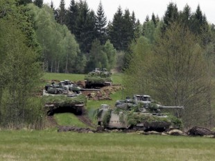 Foto: Anne-Lie Sjögren/Försvarsmakten