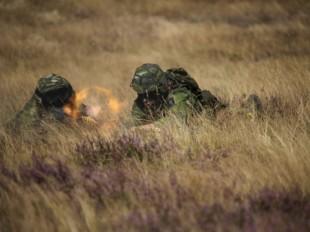 Foto: Janne Bohman/Försvarsmakten