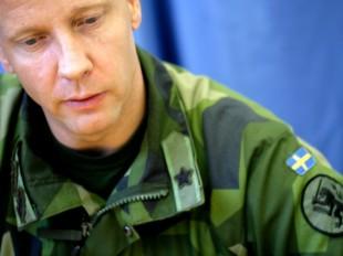 Foto: Torbjörn F Gustafsson/Försvarsmakten