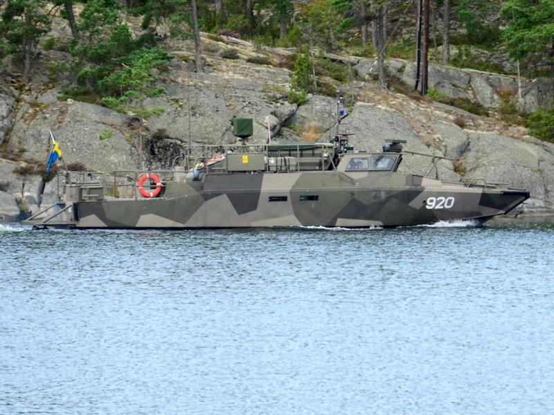 stridsbåt 90 norge