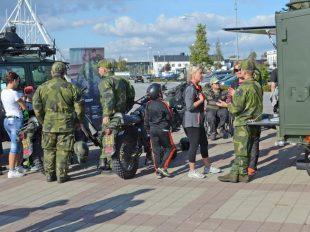 Foto: Wilhelm Guldbrand/Försvarsmakten