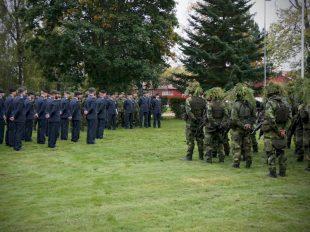 Foto: Caroline Segerdahl/Försvarsmakten