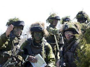 Foto: Björn Westerdahl/Försvarsmakten