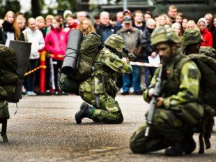 Foto: Anna Norén/Försvarsmakten